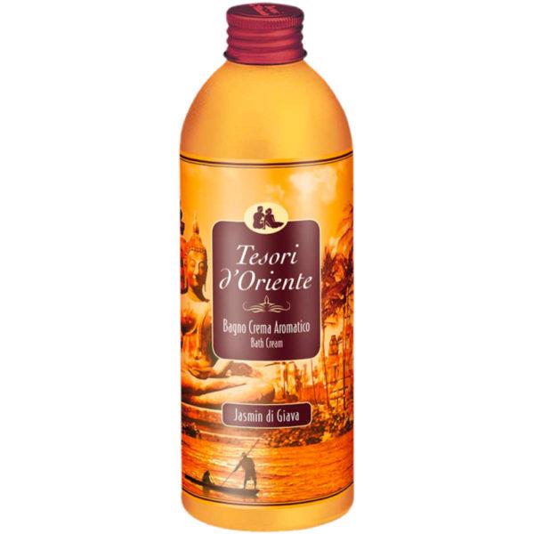 Tesori d'Oriente Bagno Jasmine 500ml, Тесори гель пена для ванны Жасмин