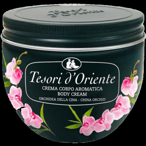 Tesori-d'Oriente-cream-Chinese-Orchid-300ml Тесори крем для тела Орхидея