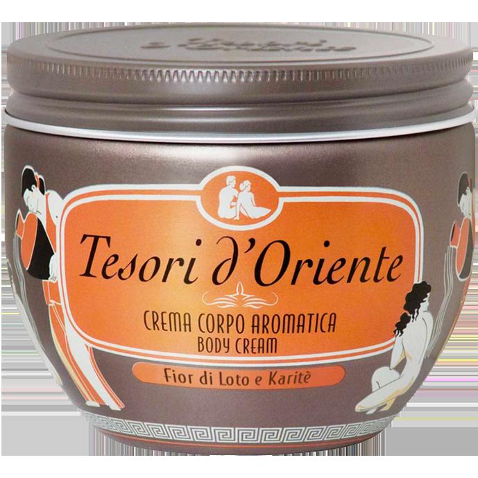 Tesori-d'Oriente-cream-Lotto-300ml Тесори крем для тела Лотто