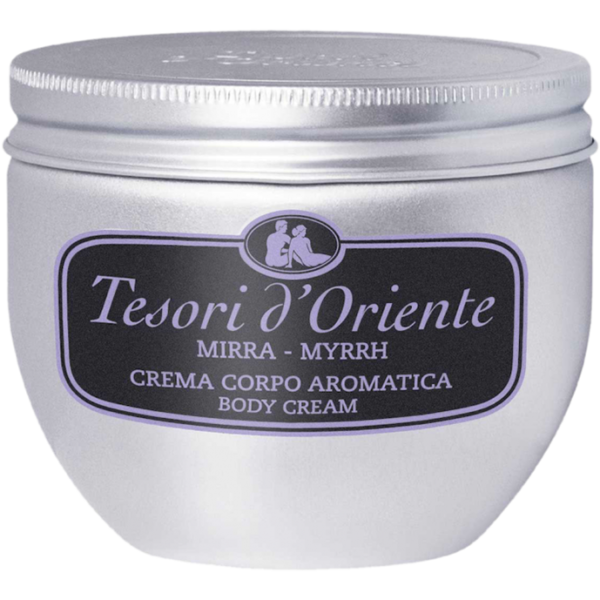 Tesori-d'Oriente-cream-Mirra-300ml Крем для тела Тесори Мирра
