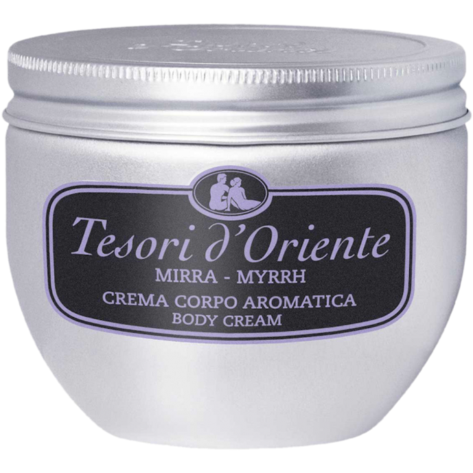 Tesori-d'Oriente-cream-Mirra-300ml Крем для тела Тесори Мирра