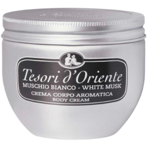 Tesori-d'Oriente-cream-Muschio-Bianco-300ml Тесори крем для тела Муск