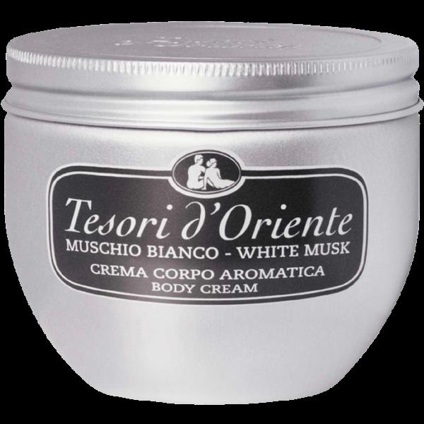 Tesori-d'Oriente-cream-Muschio-Bianco-300ml Тесори крем для тела Муск