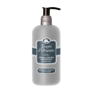 Tesori d'Oriente Muschio-Bianco-300ml, Жидкое мыло Тесори Мускус