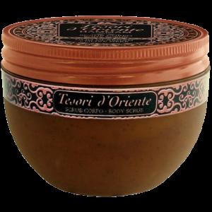 Tesori-d'Oriente-cream-Hammam-Scrub-300ml Тесори крем скраб для тела Хаммам