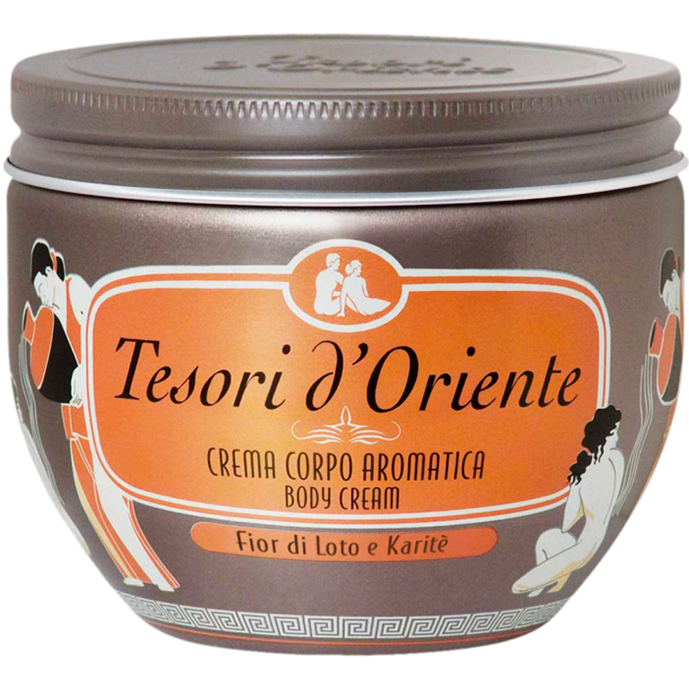 Tesori-d'Oriente-cream-Lotto-300ml Тесори крем для тела Лотто