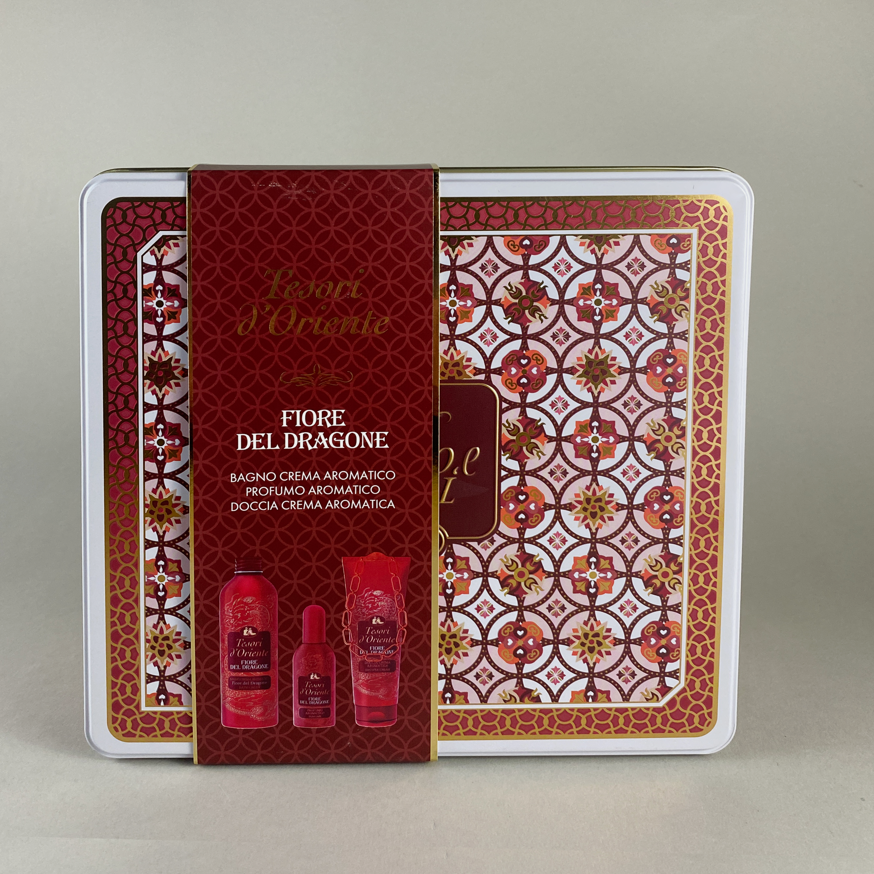 Tesori подарочный набор Fiore del Dragone